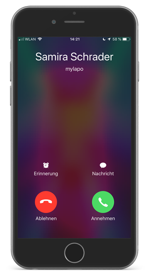 NFON Smartphone